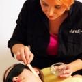 Pomlajevanje kože na obrazu