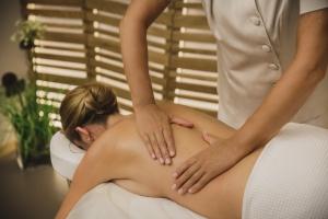 masaže zlate roke