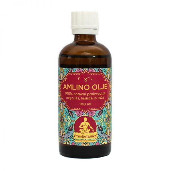 olje za suhe in poškodovanje lase